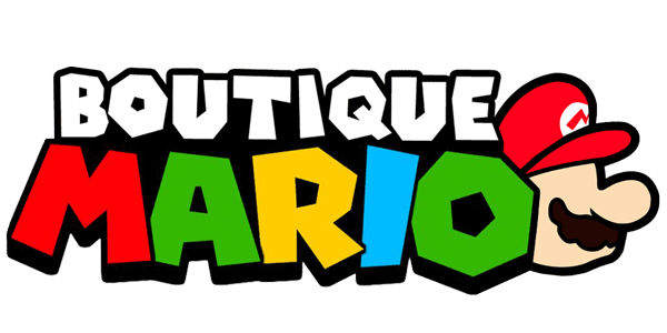 Logo Boutique Mario